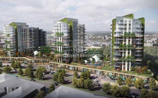 Bahcelievler Residences project
