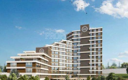 3 Istanbul Grand Rezidans project