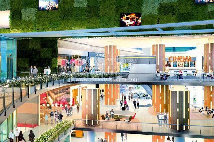 The mall in 42 Maslak