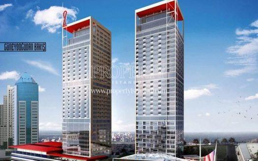 42 Maslak towers