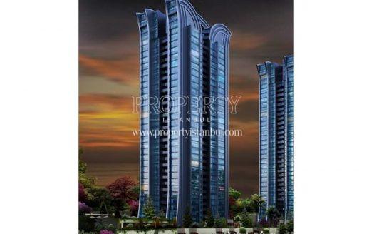 Agaoglu My Home Kucuk Maslak towers
