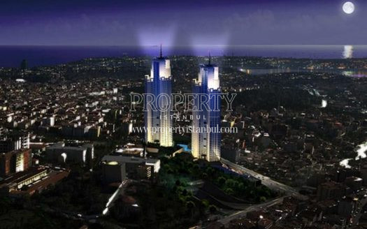 Anthill Residence towers