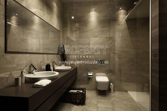Big bathroom in Arti Tarabya