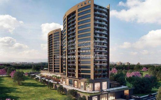 Atakoy Towers project