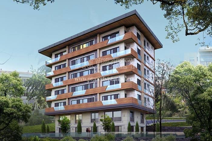 Elysium Apartments Lale building