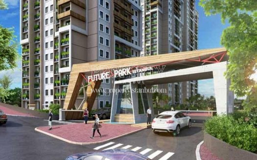 Future Park site entrance