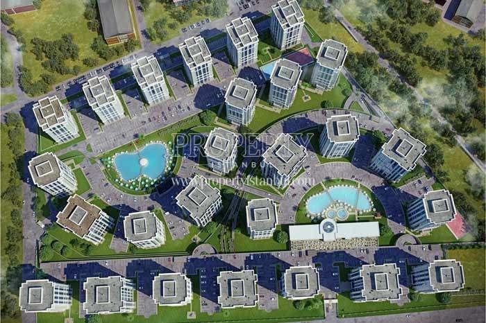 Istanbul Prestij Park Properties For Sale Property Istanbul