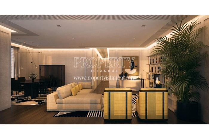 One of the apartmetns in Juma Plus