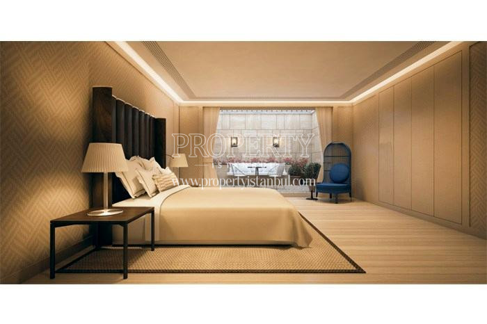 One of the master bedrooms in Juma Plus