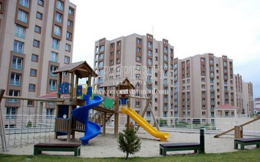 Kids playground in Kentplus Mimarsinan