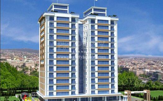 Mavera Konutlari building