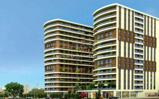 Onay Garden Residence complex