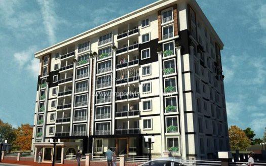 Ostan Park Evleri building