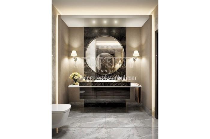Luxury bathroom in Pruva 34