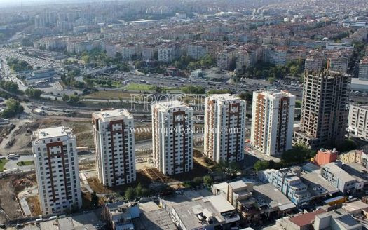 Real Istanbul Residence blocks