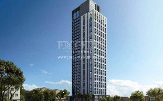 Roya Nova Rezidans tower