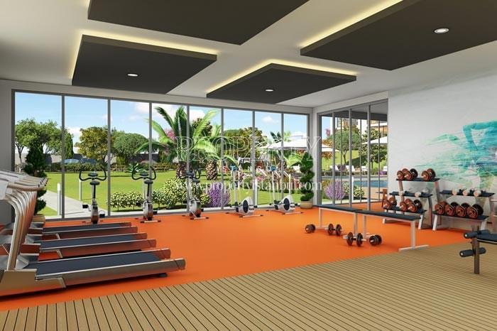 Gym in Still Istanbul Adoria