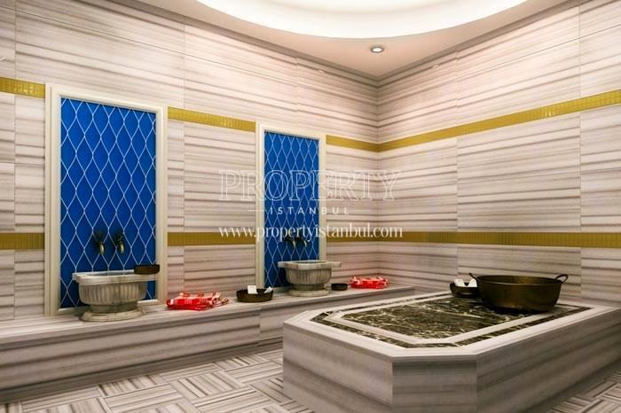 Turkish bath in Still Istanbul Adoria