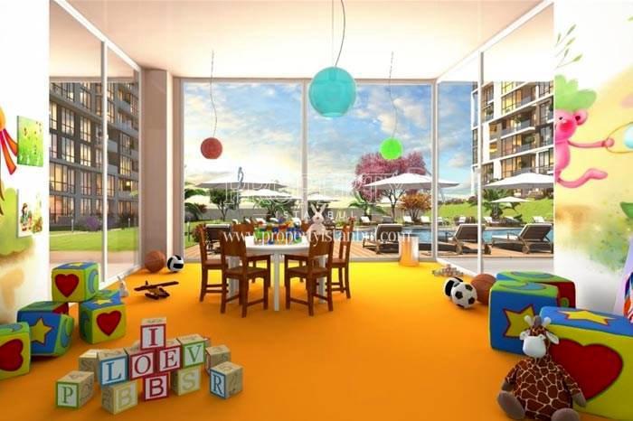 Kids club in Still Istanbul Adoria