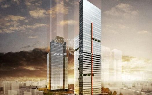 Torun Center towers
