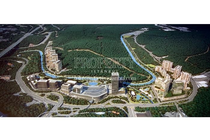 Vadistanbul Park project