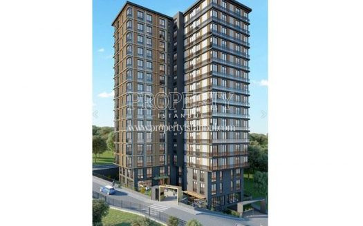 Wen Levent Residence building
