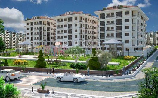 AB Yasam Evleri compound