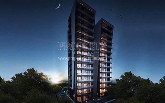 Terrace Su building at night