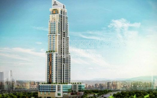 Aris Grand Tower project