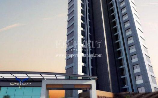 Asfor Kartal tower