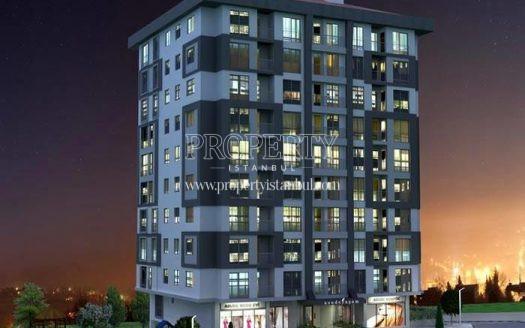 Asude Yasam Halkali building