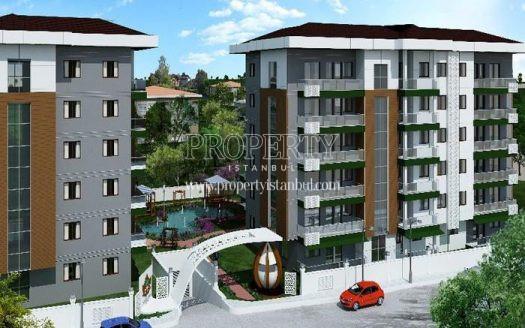 Aysegul Park Evleri compound