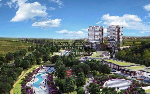 Bahcesehir Park project