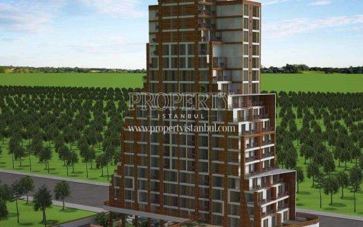 Bahcesehir Suites project
