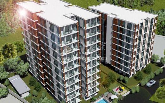 Bazna Residence project