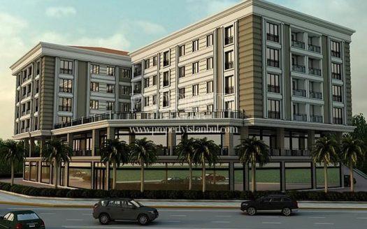 Beyaz Center Residence compound