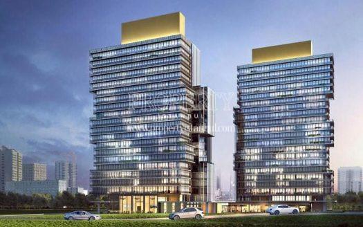 Business Istanbul poject in Ismailoglu Dumankaya Trend