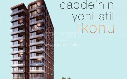 Cadde Terrace building