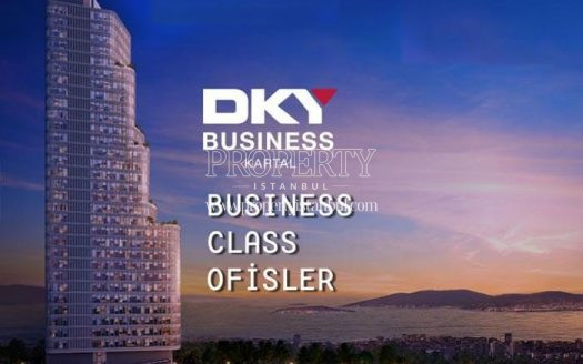 Dky Business Kartal tower