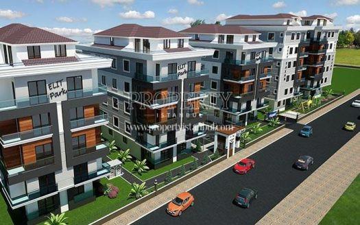Elit Park Rezidans project