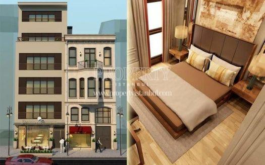 Elysium Apartments Ortakoy project
