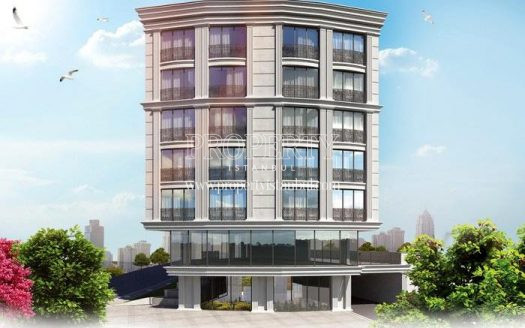 Elysium Apartments Bostanci building