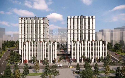 Emporia Istanbul compound