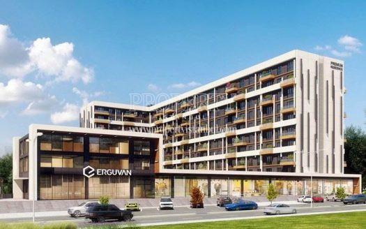 Erguvan Premium Residence project