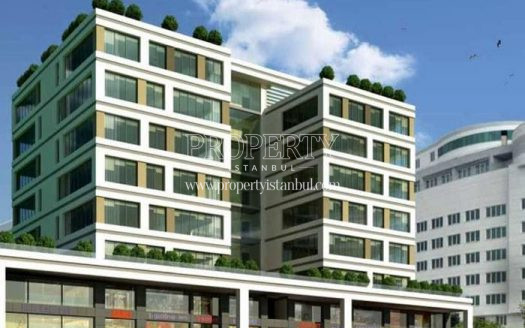Esen Park Plaza project