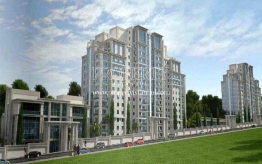 Evinpark Rezidans Atasehir project