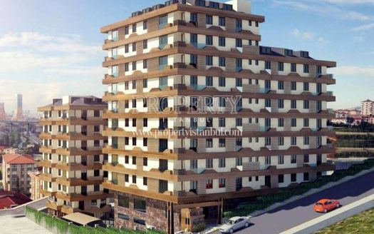 Finans Evleri building