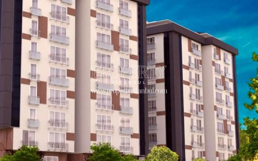 Green Pine Maslak Residence project