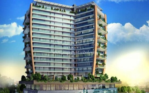 Hitit Business Residence building