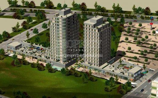 Huzzak Tower Metro project